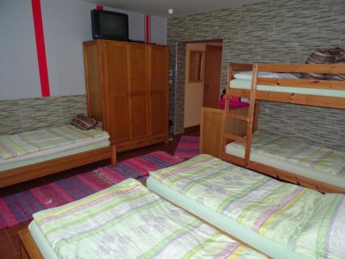 Pokoj 6 - velký apartmán